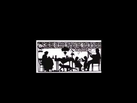 Rudolf Koch - Schattenbilder - Häusliches Leben