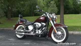 1. Used 2011 Harley Davidson Softail Deluxe Motorcycles for sale