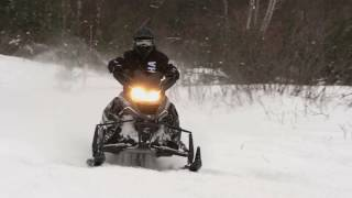 3. 2018 YAMAHA TRAIL SERIES SNOWMOBILES