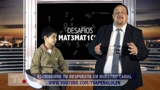 DESAFÍOS MATEMÁTICOS BÁSICA Nº1 COMENTA!