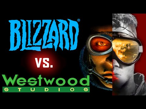 Blizzard vs. Westwood: The History of Real-Time Strategy #2