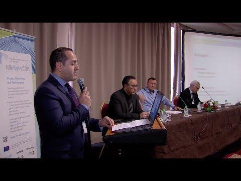 Des experts réunis à Marrakech pour réduire la consommation d'eau dans les centrales thermiques