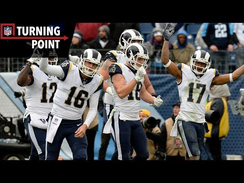 Video: Rams' Young Stars Continue to Come Up Big Against Titans (Week 16) | NFL Turning Point