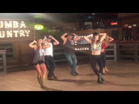 zumba country behind the scenes with kass martin