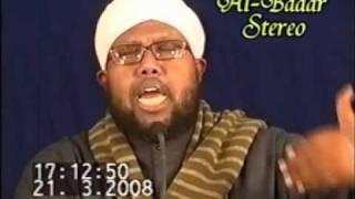 Qofka Muslimka Ah Sidee buu Nabiga Scw u Difaaci Karaa  Ogana Hortagi karaa Dadka Aflagaadeyay
