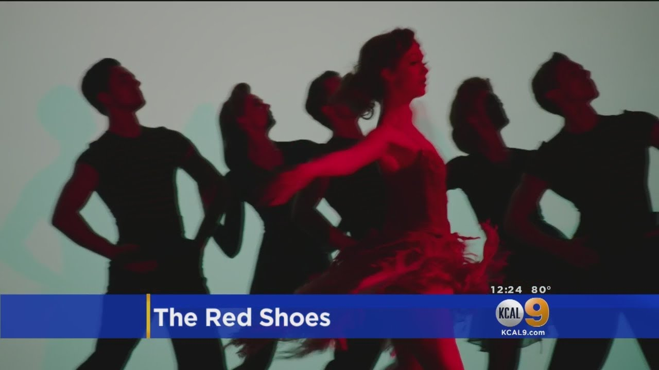 Matthew Bourne talks to CBS Los Angeles about The Red Shoes