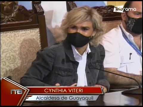 Municipio de Guayaquil y gremios privados piden a gobierno importar vacunas contra covid-19