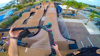 Video TESTING ENVY PRODIGY ON MEGA RAMP! MP3, 3GP, MP4, WEBM, AVI, FLV September 2018