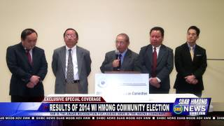 Suab Hmong News:  FULL COVERAGE Final Speech of Central Election Committee&Presidential Candidates