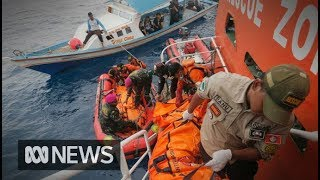 Video Lion Air crash site may have been found, says Indonesian military | ABC News MP3, 3GP, MP4, WEBM, AVI, FLV Januari 2019