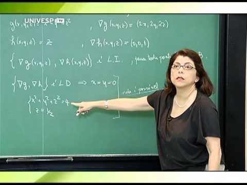 Cálculo II - Aula 25 - Parte 2 - Resolução de exercícios da lista 3