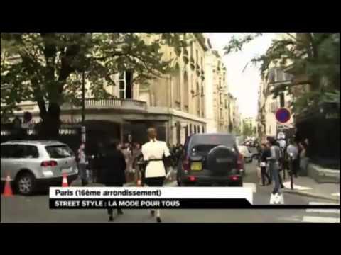Street Style la mode est dans la rue