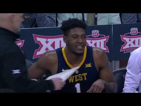 NCAAB 03 1 2019 Big 12 Tournament West Virginia vs Oklahoma 720p60