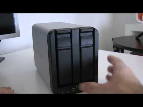 Freecom Interview & Silver Store 2-Bay NAS Review.mp4