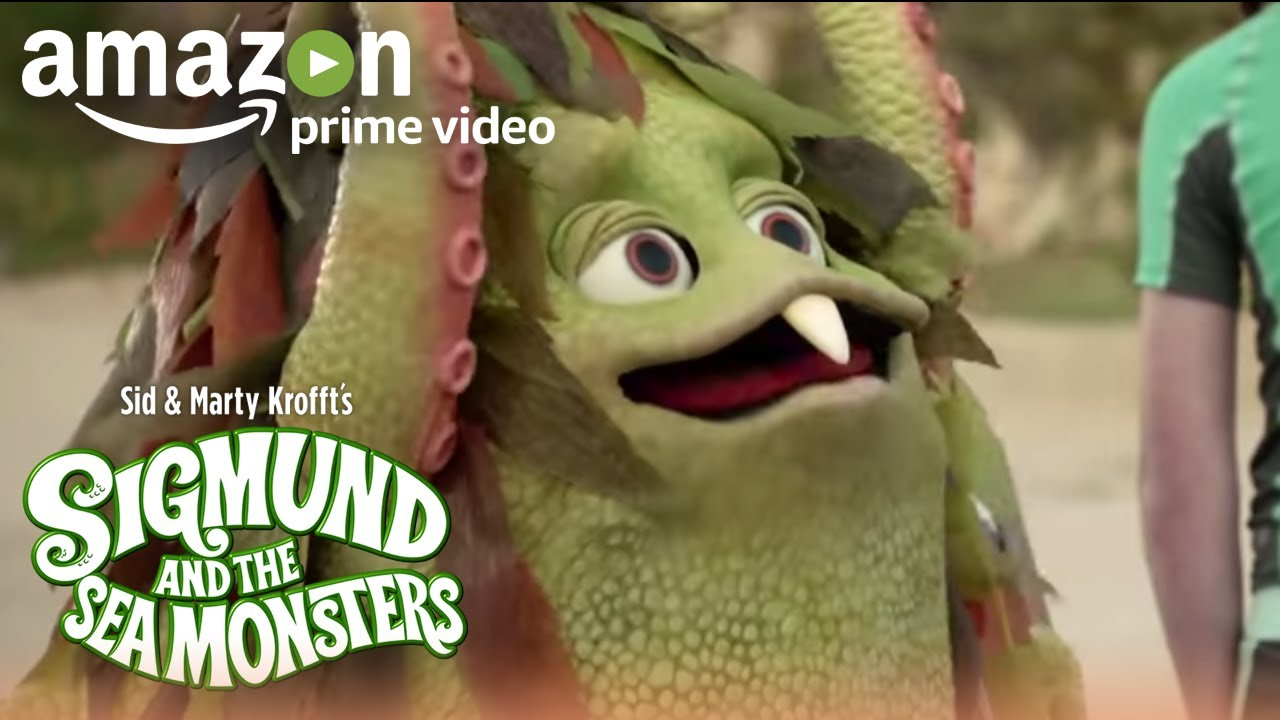 Sigmund and the Sea Monsters - Official Trailer [HD] | Amazon Kids