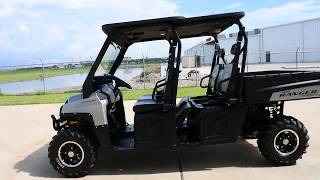 8. For Sale $8,999:  Pre Owned 2011 Polaris Ranger Crew 800 Limited