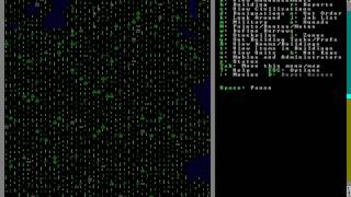 Let's Play Dwarf Fortress 2010 - 01 (Picking our Spot, Striking the Earth, Dig our fa--AHH ZOMBIES)