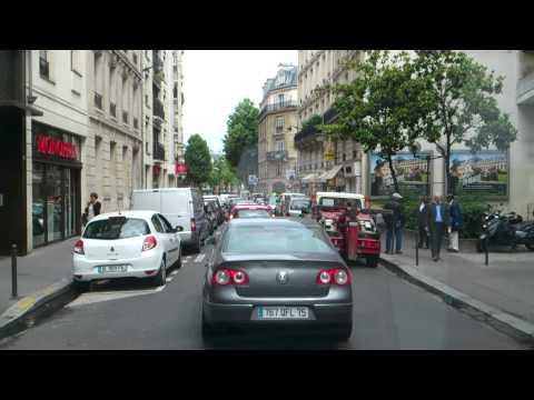 Enlèvement Fourier rue d Auteuil paris