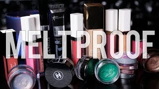MELT PROOF MAKEUP | Best Waterproof Products #51 - YouTube