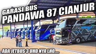 Video Mewahnya, Berkunjung Lagi ke Garasi Bus Pandawa 87 Cianjur (Pool Bus Pandawa 87 Cianjur) MP3, 3GP, MP4, WEBM, AVI, FLV Oktober 2018
