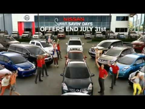 Nissan Commercial (2012) (Television Commercial)