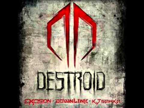 Annihilate - The eight track of the debut album 'the invasion' from the producers trio Destroid I take no credit from the song or the logo. Pls subscribe :) Peace out ;)