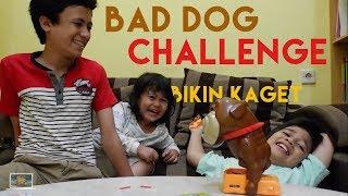 Video Kids Brother - Challenge & Review Mainan Bad Dog (Mainan Heboh, Bikin Kaget & Ketawa) MP3, 3GP, MP4, WEBM, AVI, FLV November 2018