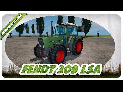 Fendt 309 LSA v3.0