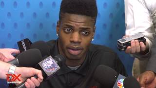 Nerlens Noel Draft Combine Interview