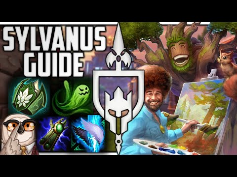 SYLVANUS GUIDE: EASILY GIVE OUT 100+ PROTECTIONS TO EVERYONE!