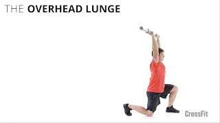 The Overhead Lunge