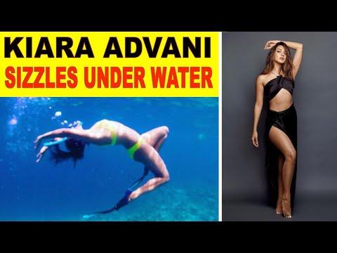 Kiara Advani flaunts mermaid skills in latest video