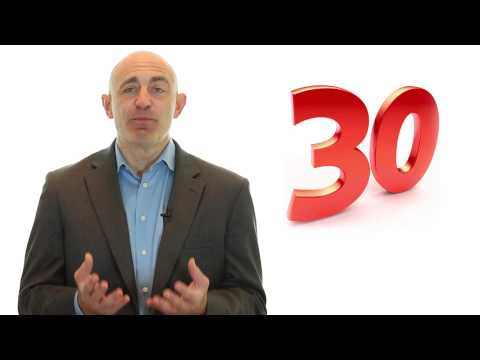 video:30 Year Fixed Rate Loan - Changemyrate.com™: Education
