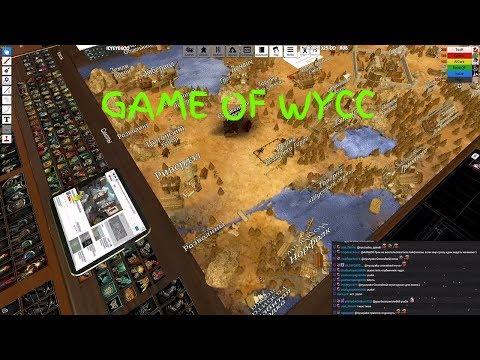 GAME OF WYCC ПО НОВЫМ ПРАВИЛАМ! 3  СЕРИЯ 6 СЕЗОН🔥 [ Запись http://www.twitch.tv/beastqt ]