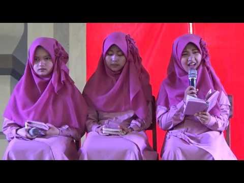 Pembukaan FDC 2017 Putri