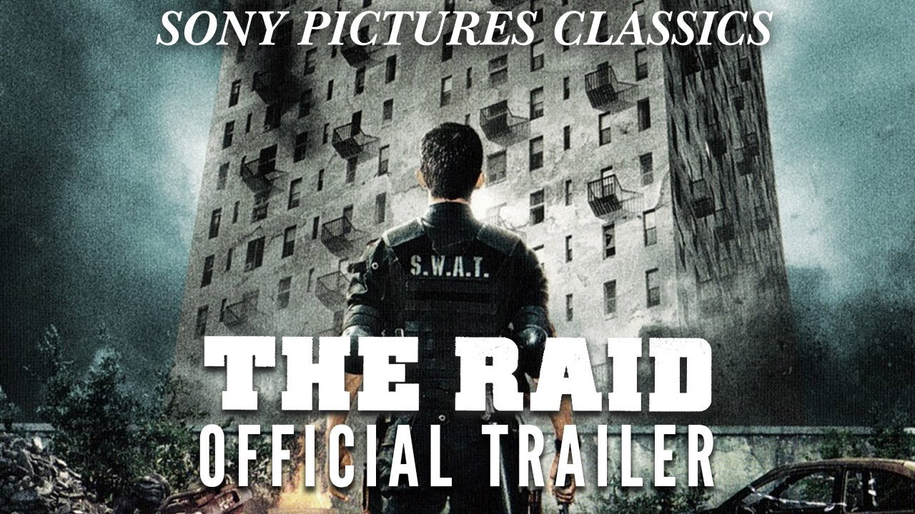 The Raid | Official US Trailer HD (2011)