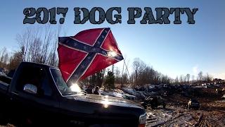 2017 Dog Party...Snow/Mud Bog,