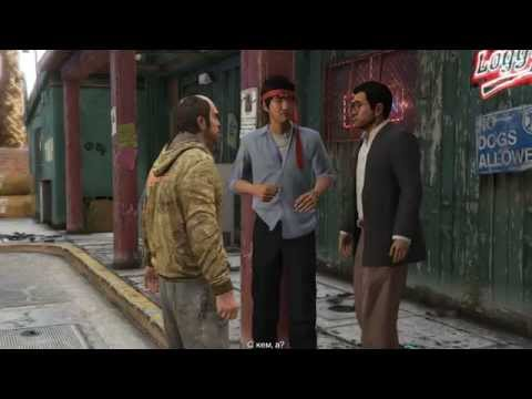 Grand Theft Auto V - Сюжет 8 - VspishkaGame [PC 60 fps 1080p]