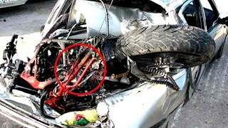 Video Hectic Road Bike Crashes & Motorcycle Mishaps 2018 [Ep. #76] MP3, 3GP, MP4, WEBM, AVI, FLV September 2019
