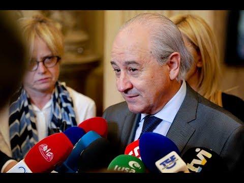 Declarações de Rui Rio após Reunião no Conselho Superior do Ministério Público