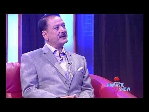 (Deepak Kharel LIVE - Full Episode - HUAWEI Namaste... 1 hr, 3 min)