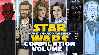 Video STAR WARS HISHE Compilation Volume One MP3, 3GP, MP4, WEBM, AVI, FLV Mei 2018