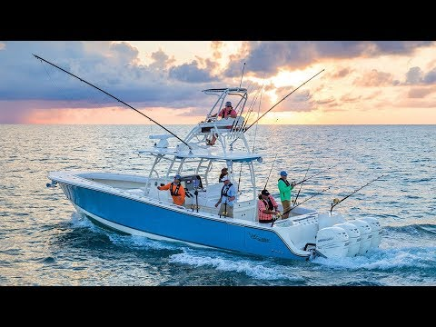 Mako 414 CC Sportfish Editionvideo