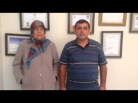Mehmet Yaş - Beyin Tümörü Hastası - Prof. Dr. Orhan Şen