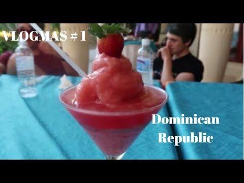 VLOGMAS #1: Dominican Republic // Kayla Paige (видео)