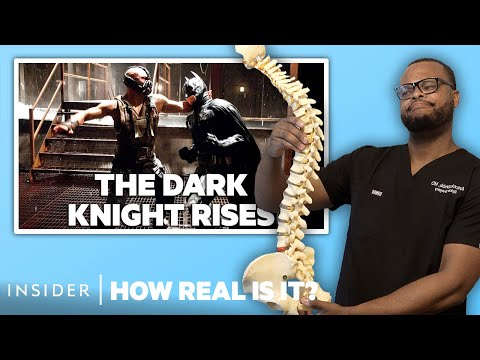 Orthopedic Spine Surgeon Rates 11 Movie Injuries Based On Chances Of Survival   How Real Is It?
