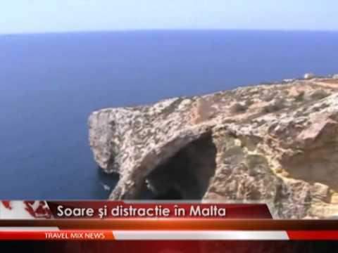 Soare si distractie in Malta
