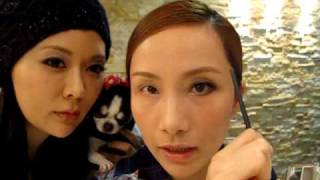 大頭妹眼影教學 Sexy Barbie Look Smoky Eye Make Up Tutorial  ( Part 1)