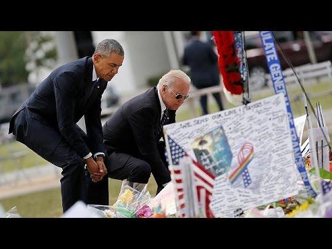 ΗΠΑ: Συνάντηση Ομπάμα με συγγενείς θυμάτων του Ορλάντο