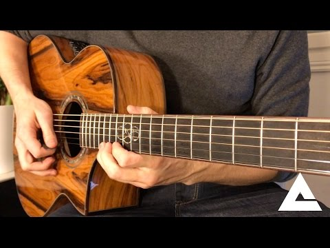 Layla Solo - Eric Clapton - Acoustic Guitar Cover (видео)